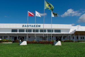 Aeroporto de Santarém receberá obras de recuperação na pista