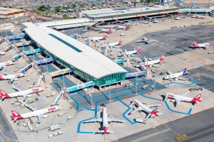 Aeroporto de Brasília ganha novos voos da LATAM Airlines Brasil