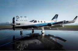 Daher lança o 200º turboélice ultrarrápido da família TBM 900