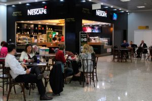 Novas lojas ampliam opções de serviços e alimentação no Afonso Pena