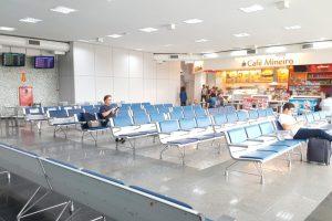 Movimentação de passageiros deve crescer 4,5% no Aeroporto de Uberlândia durante a alta temporada