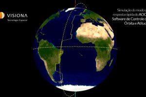 Visiona apresenta primeiro Sistema de Controle de Órbita e Atitude de satélites desenvolvido no Brasil